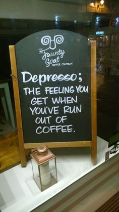 funny coffee31 Funny things found at local coffee shops (32 photos)