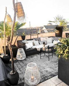 Outdoor Spaces, Outdoor Living, Outdoor Decor, Balkon Design, Terrace Design, Patio Design, Cozy Nook, Backyard Patio, Backyard Hammock