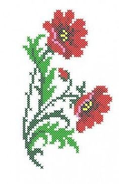 programe de broderie, motive f Cross Stitching, Cross Stitch Embroidery, Hand Embroidery, Cross Stitch Patterns, Cross Stitch Fruit, Cross Stitch Flowers, Beading Patterns, Embroidery Patterns, Baby Motiv