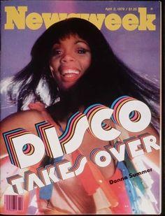 Super Seventies — Disco Takes Over – Donna Summer on the cover of. At The Disco, Moda Disco, Disco 70s, 70s Disco Outfit, Disco Night, Disco Party, Disco Ball, Dance Music, Divas Pop
