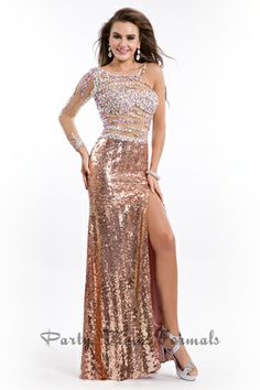 Party Time Formals< Prom Dresses< Prom 2014< Milroy's Formal Wear
