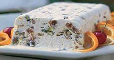 Como Fazer Glass Cake Bolo de vidro Esta receita deliciosa e linda é do chef Bertrand Busquet. Ingredientes: Brownie de Gianduia 78g de manteiga sem sal 78g