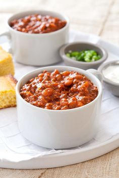 Warm Up With Five-Alarm Chili from @America's Test Kitchen