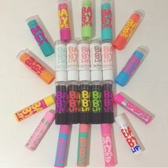 All my baby lips 5 likes for a beauty tip coment what kind of tips you want