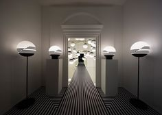"British designer Lee Broom's has said that ""Visitors will become part of the installation"" in his east London store transformation."