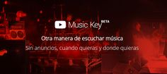 NUEVO POST: Así es Music Key, el servicio de música de #YouTube http://www.maxcf.es/music-key-servicio-musica-youtube/