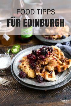 Du planst eine Reise nach Edinburgh und bist noch auf der Suche nach den Must-Eats und Food Tipps in der Schottischen Hauptstadt? Hier findest du Reisetipps und Restauranttipps für deine nächste Reise.