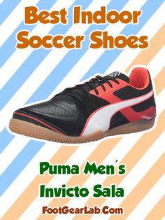 52795c5dc Puma Men s Invicto Sala - Best Indoor Soccer Shoes -  IndoorSoccerShoes   SoccerShoes  IndoorSoccer