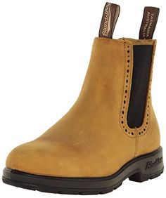Blundstone Women's 1446 Chelsea Boot, Crazy Horse, 7 UK/10 M US -- You can find out more details at the link of the image.