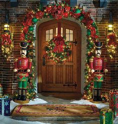 This year I will greet them at the door with a magical, glowing welcome.