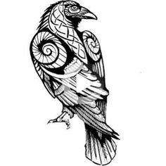 Mens vikings shirts - Until Valhalla Norse Tattoo, 1 Tattoo, Tatoo Art, Celtic Tattoos, Body Art Tattoos, Samoan Tattoo, Celtic Raven Tattoo, Loki Tattoo, Viking Tattoos For Men