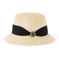 Brixton Hats Parlor Sun Hat - Natural
