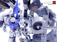 This is one of the most freaking awesome build from our country the RX-78 Gundam GP03S + Weapon System , from what I heard this work sho...