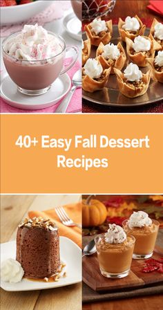 Fall recipes, pumpkin recipes, quick easy desserts, desserts to make, d Fall Dessert Recipes, Fall Desserts, Cupcake Recipes, Fall Recipes, Quick Easy Desserts, Desserts To Make, Apple Recipes, Pumpkin Recipes, Peanuts
