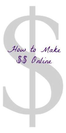 Legitimate Ways to Earn Money Online