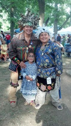 Native american. Iroquois. Tuscarora. Dad Noah and Emma at 2012 Tuscarora Field day
