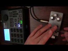 Insanity Proto Box Amazing white noise with touch sensitive feedback/oscillation passing through a lofi extreme delay. Love Sound, Open Source, Office Phone, Landline Phone, Circuit, Hacks, Youtube, Electronics, Box