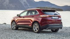 "2019 Ford Explorer Rumors - It is a time of ""refresh"" for the 2019 Ford Explorer. 2016 Ford Edge, 2019 Ford Explorer, Car Hd, Aston Martin, Hd Wallpaper, Wallpapers, Jaguar, Cool Cars, Nissan"
