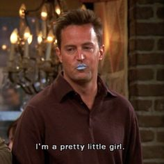 Chandler Bing Friends tv show Funny quotes