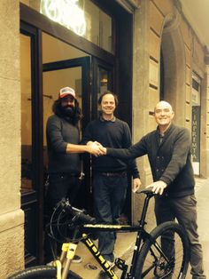 Now, you can also explore Barcelona and its surroundings by mountain bike