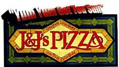 J&J's Pizza on the square in Denton, Texas. Their website does not lie; it really is the best pizza in Denton.