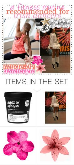 """""""☼; a fitness routine recommended for irish dancers"""" by ashleigh989l ❤ liked on Polyvore featuring art and ashashexamples"""