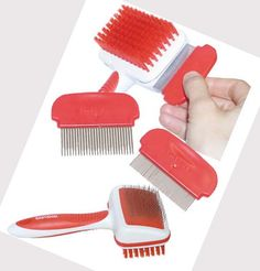 I'm pretty sure I already own every type of cat comb but keep buying them.