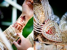 Mehendi ideas for the groom