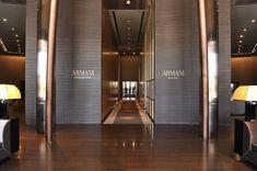 Armani Burj Khalifa Hotel Dubai