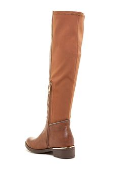 2d9dfbf5592f2 Extreme By Eddie Marc Women s Mindy Over-the-Knee Strecth-Back Boot