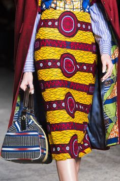 Stella Jean Fall 2014 ~African Prints, African women dresses, African fashion styles, African clothing, Nigerian style, Ghanaian fashion
