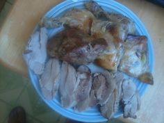 krůtí a kuřecí masíčko