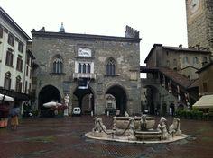 Bergamo Città Alta nel Bergamo, Lombardia