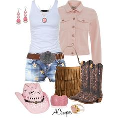 Cowgirl Boots Contest II