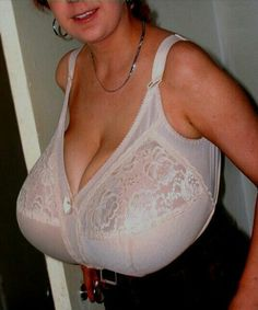 Big bra tits mature pinterest