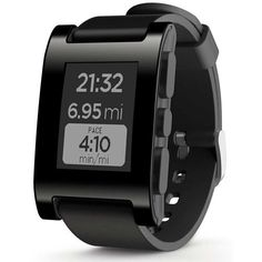 Smartwatch Pebble Original negro #fitness #health #sports