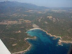 Photo aérienne de Anse d'Arbitru - Corse-du-Sud (2A)