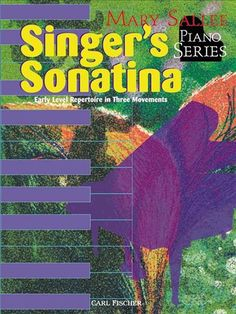 Singer's Sonatina (Solo Part)