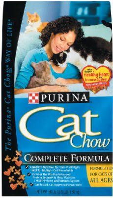 Nestle Purina Pet Care Co Catchow3.5Lb Orgin Food 45065 Cat Food The Purina Cat Chow Way Of Life So you don't miss any best deals.  Purina #45065 CatChow3.5LB Orgin Food  NESTLE PURINA PET CARE CO