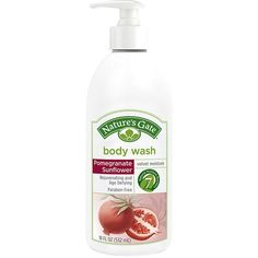Nature's Gate Pomegranate Sunflower Body Wash - there are a ton of great cruelty-free body washes out there, but this is one of my favorites. It's inexpensive, moisturizing, and smells amazing. It's at Whole Foods and a ton of other places.