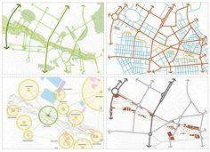 05-Esquemas de funcionamiento de la ciudad entorno a las vías del ferrocarril: