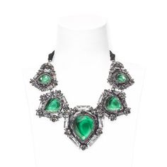 The necklace Barbara by Lanvin