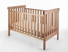 PACIFIC RIM CRIB SOLID MAPLE USA