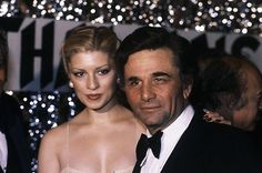 Peter Falk and wife Shera Danese Columbo Peter Falk, 70s Tv Shows, True Romance, Television Program, Celebs, Celebrities, Good Looking Men, Happily Ever After, Old Hollywood