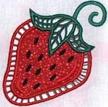 Resultado de imagem para lace fruits appliques