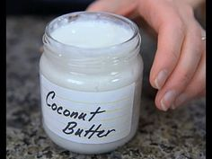 Learn how to make delicious homemade coconut butter in 90 seconds (or less). Suitable for Paleo, 4 Hour Body, gluten free, vegetarian and vegan diets.    For the full written article, as well as more tips, tricks and healthy recipes go to www.healthnutnation.com