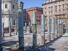 Basilca Ulpia, 113 d.C. Commissionata dall'imperatore Traiano, collocata nel suo Foro