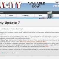 """EA completes SimCity server upgrades after frustrating launch, releases new patch to improve """"trade intermittency issues"""""""
