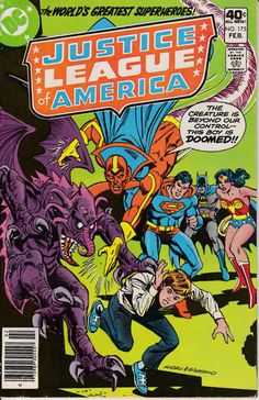 Justice League of America 175 February 1980 Issue by ViewObscura