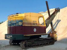 Bucyrus Erie, Heavy Equipment, Construction, Vehicles, Building, Car, Vehicle, Tools
